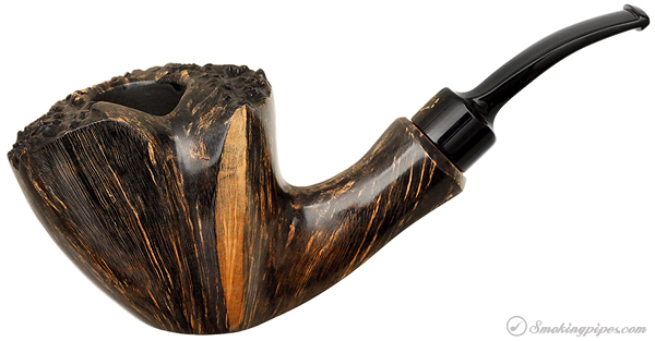 Winslow Crown Smooth Bent Freehand Sitter with Plateau (300)