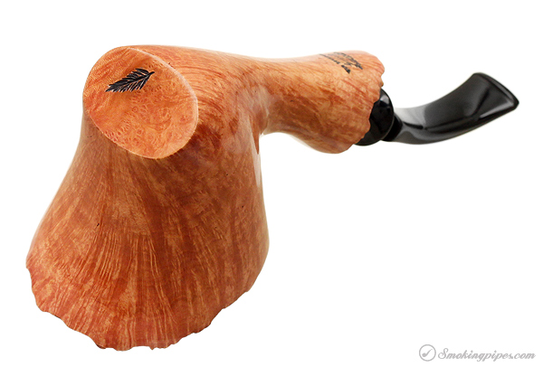 Randy Wiley Feathercarved Bent Dublin Sitter (66)