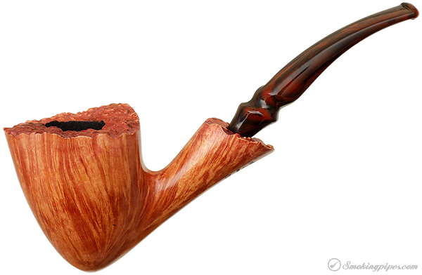Randy Wiley Patina Bent Dublin with Plateau (99)