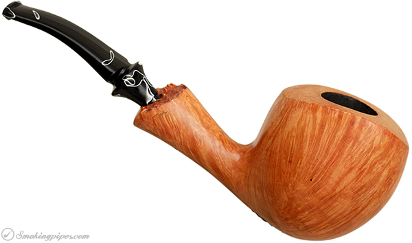 Randy Wiley Partially Rusticated Bent Freehand (66)