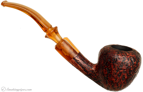Randy Wiley Galleon Partially Rusticated Bent Acorn