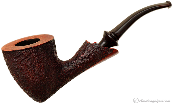 Randy Wiley Galleon Rusticated Bent Dublin with Plateau (44)