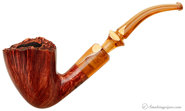 Randy Wiley Smooth Bent Dublin with Plateau