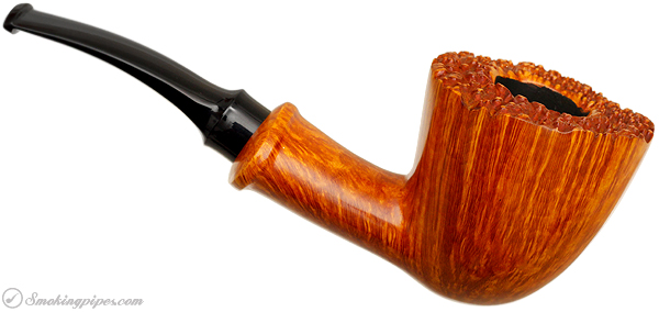 Tsuge Smooth Bent Dublin with Plateau  (J)