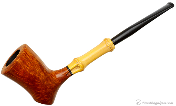 Tsuge Tokyo Smooth Cherrywood Sitter with Bamboo (553)