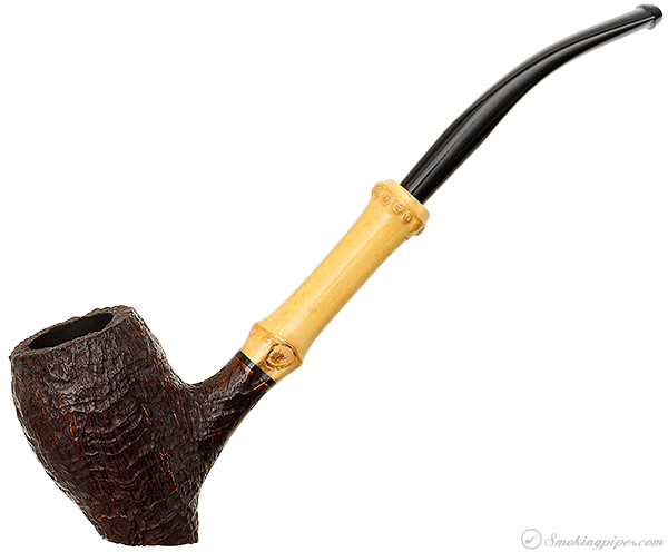 Tsuge Sandblasted Bent Egg Sitter with Bamboo (551)