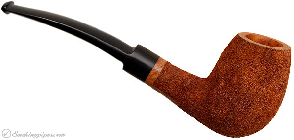 Walt Cannoy Sandblasted Bent Egg (3)
