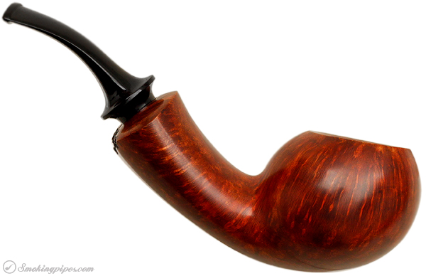 Tokutomi Smooth Bent Apple with Plateau (BN)
