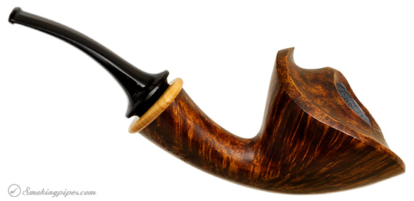 Tokutomi Smooth Bent Dublin with Boxwood