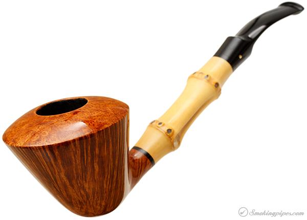 Satou Smooth Bent Dublin with Bamboo