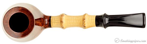 Satou Smooth Bent Brandy with Bamboo
