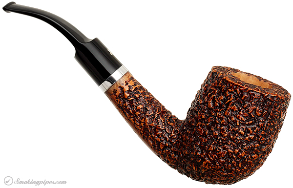 Ser Jacopo Rusticated Bent Apple with Silver (R1) (Maxima Maxima)