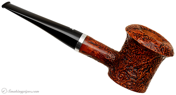 Ser Jacopo Sandblasted Poker with Silver (S2)