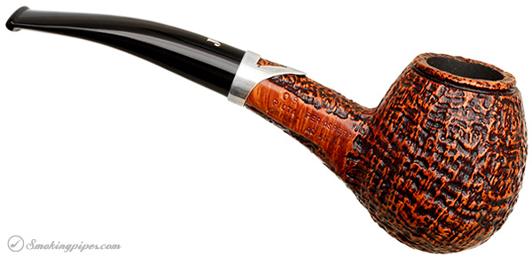 Ser Jacopo Picta Van Gogh Sandblasted Hawkbill with Silver(S2) (09)