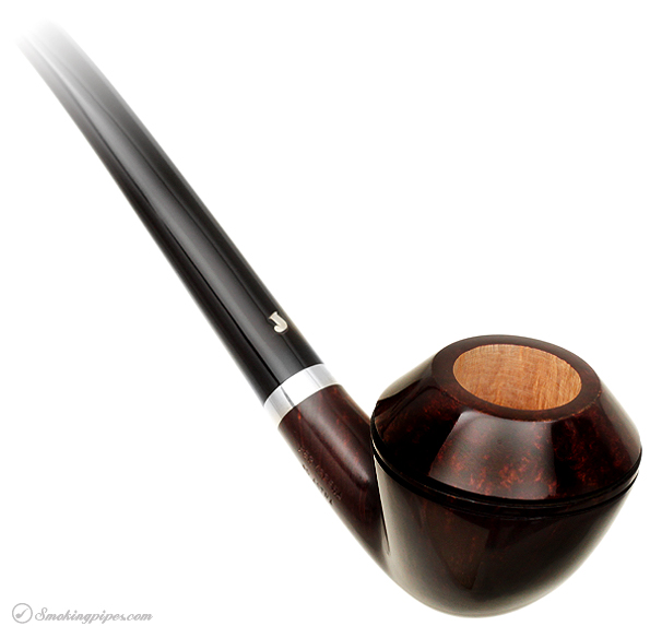 Ser Jacopo Smooth Churchwarden with Silver