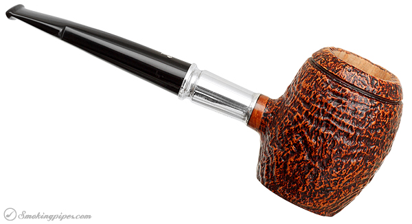 Ser Jacopo Picta Van Gogh Sandblasted Barrel with Silver 13 (S2)