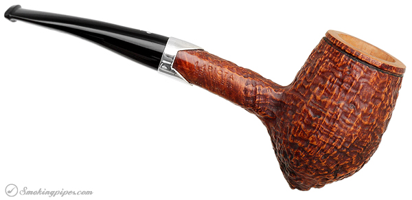 Ser Jacopo Picta Sandblasted Bent Egg with Silver 14 (S2)