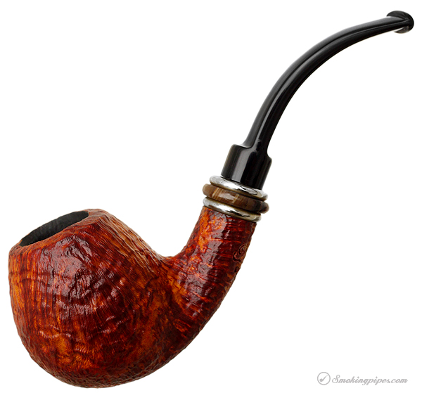 Classic Sandblasted Bent Brandy (2)
