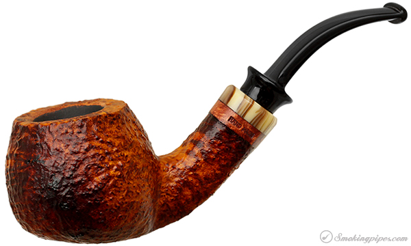 Neerup Ida Sandblasted Bent Apple (2)