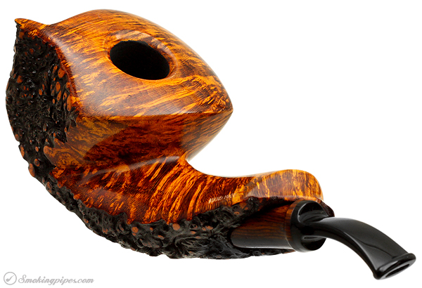 Neerup P. Jeppesen Handmade Smooth Freehand with Cocobolo