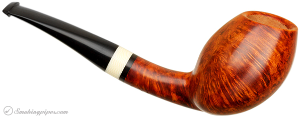 Peter Heeschen Smooth Bent Egg with Celluloid (B)