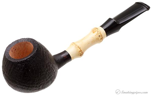 Peter Heeschen Sandblasted Brandy with Bamboo (A)