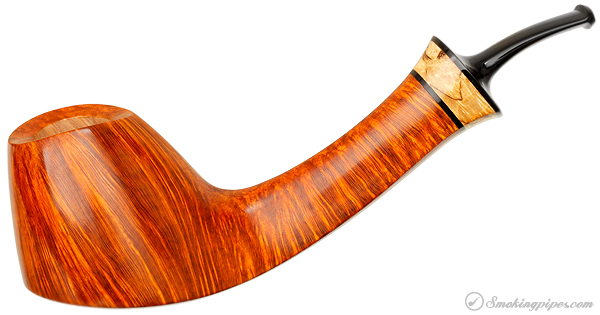Kent Rasmussen Smooth Volcano with Mazur Birch (Two Star)