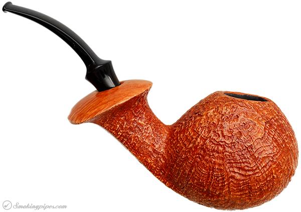 Lasse Skovgaard Sandblasted Bent Blowfish