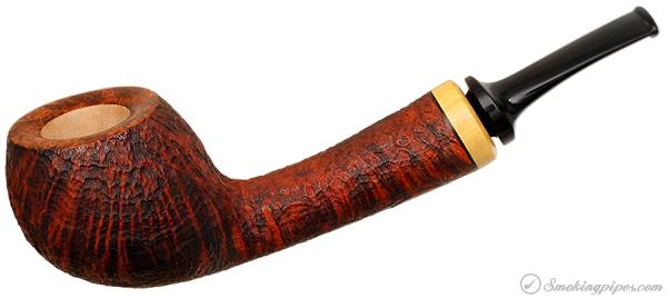 Gregor Lobnik Sandblasted Bent Apple with Boxwood