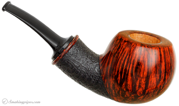 Gregor Lobnik Partially Sandblasted Bent Apple