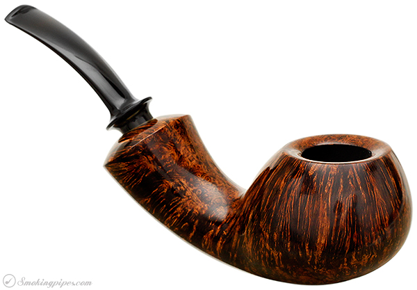 J. Alan Pipes Smooth Bent Apple
