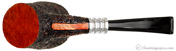 Castello Sea Rock Briar Cherrywood with Silver (GL)