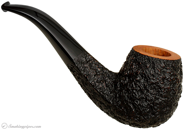 Castello Sea Rock Briar Bent Billiard (GG)