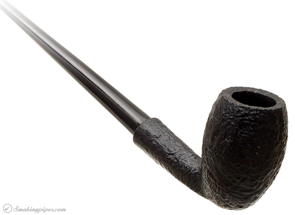 Johs Sandblasted Bent Egg Churchwarden