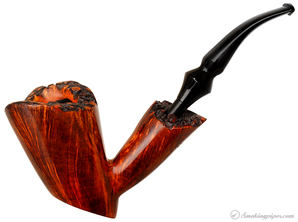 Smooth Bent Dublin Sitter with Plateau