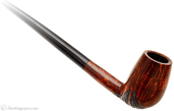 Johs Partially Rusticated Bent Brandy Churchwarden