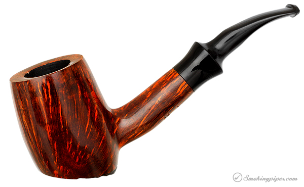 Johs Partially Rusticated Cherrywood