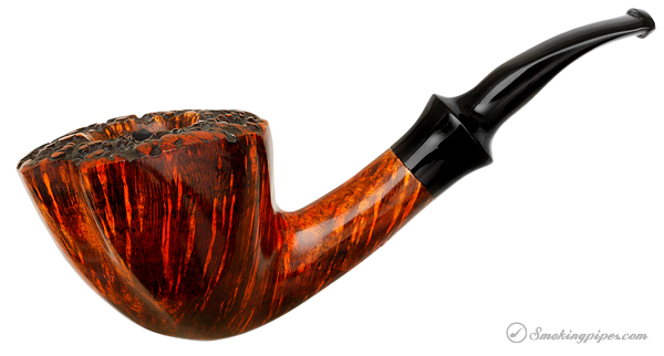 Johs Smooth Bent Dublin with Plateau