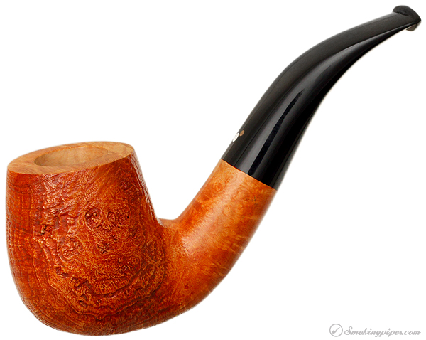 Sandblasted Bent Billiard (39) (S)