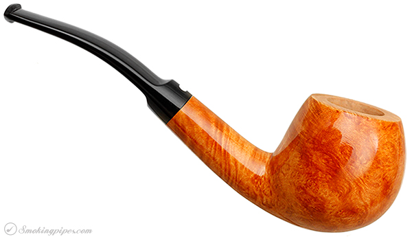 Luciano Smooth Bent Apple (253) (C)