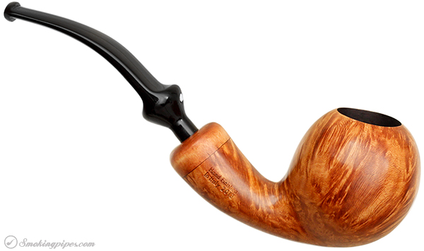 Luciano Smooth Bent Ball with Maple (54D) (B)
