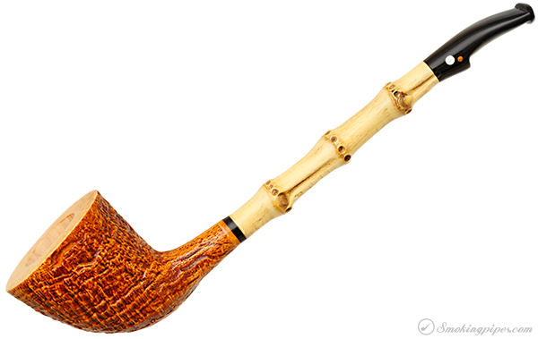Luciano Sandblasted Lunch Bent Dublin with Bamboo (07B) (S*)