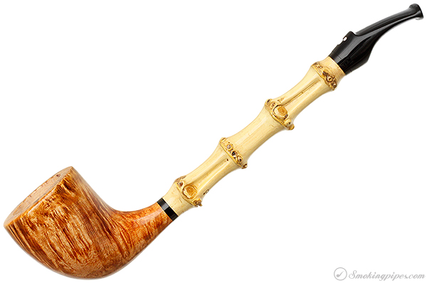Luciano Smooth B-Fast Cutty with Bamboo (15B) (C)