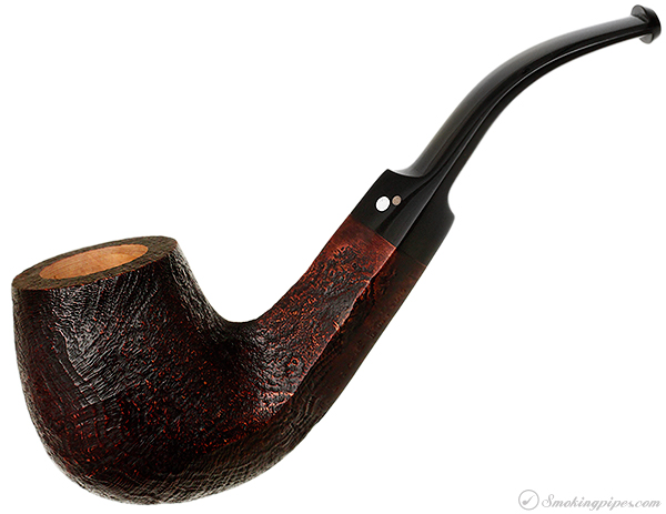 Sandblasted Bent Billiard (223) (S)