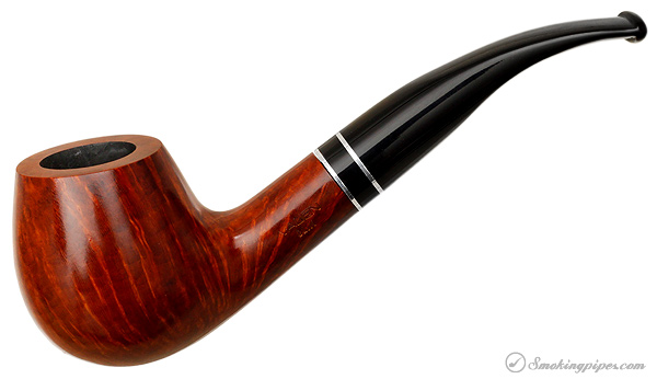 Basic Smooth Bent Brandy (1500) (9mm)
