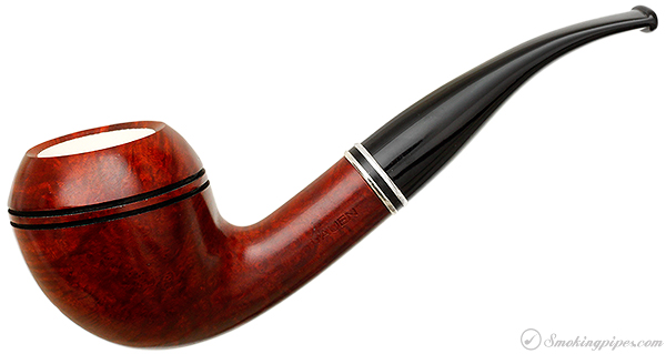 Vauen Meerschaum Lined Smooth (7008) (9mm)