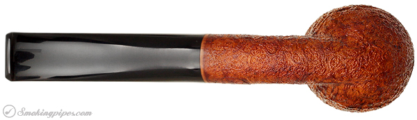 Ernie Markle Sandblasted Bent Billiard