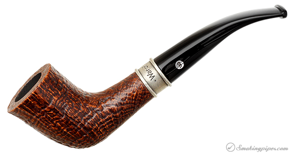 Brigham Pipe of the Year 2013 Sandblasted Zulu (61/100) (Rock Maple Inserts)