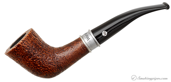 Brigham Pipe of the Year 2013 Sandblasted Zulu (74/100) (Rock Maple Inserts)