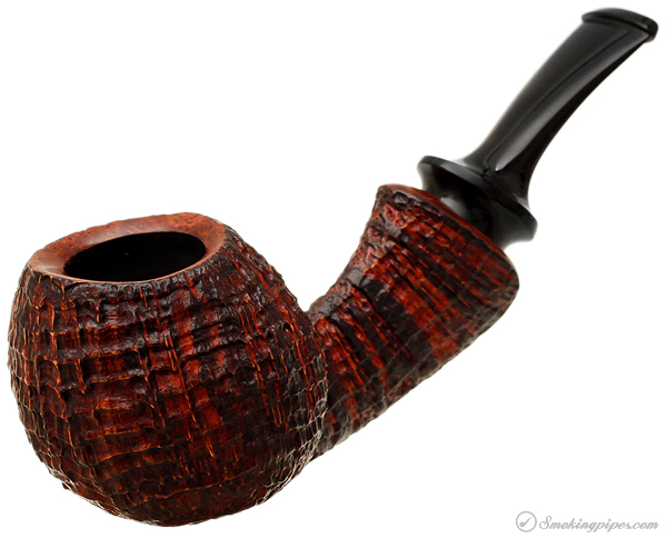 Grechukhin Sandblasted Bent Apple